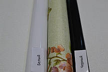 Обои, обои на стену, дуплекс, бумажная основа, цветы, B64,4 Фиалка 8093-04, 0,53*10м, (і, фото 2
