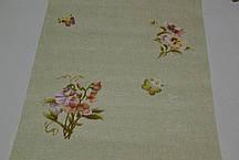 Обои, обои на стену, дуплекс, бумажная основа, цветы, B64,4 Фиалка 8093-04, 0,53*10м, (і, фото 3