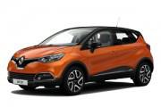 Коврики в салон Renault Captur