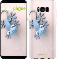 "Чехол на Samsung Galaxy S9 Гекончик ""1094c-1355-535"""