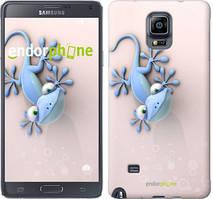 """Чехол на Samsung Galaxy A8 Plus 2018 A730F Гекончик """"1094u-1345-535"""""""