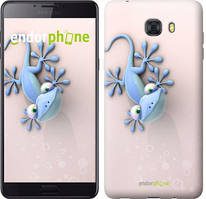 "Чохол на Samsung Galaxy C9 Pro Гекончик ""1094u-720-535"""
