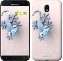 "Чехол на Samsung Galaxy J7 J730 (2017) Гекончик ""1094c-786-535"""