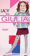 Колготки детские GIULIA размер 140-146 колготы для девочки