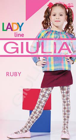 Колготки детские GIULIA размер 140-146 колготы для девочки, фото 2