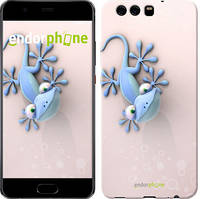 """Чохол на Huawei Nova 2S Гекончик """"1094u-1388-535"""""""