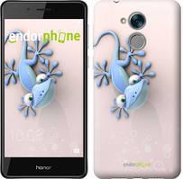 """Чехол на Huawei Honor 6C Гекончик """"1094u-1034-535"""""""