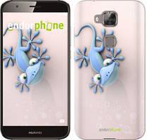 "Чехол на Huawei G8 Гекончик ""1094c-493-535"""
