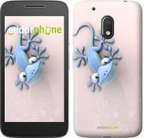 "Чехол на Motorola Moto G4 Play Гекончик ""1094c-860-535"""