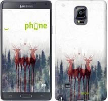 "Чехол на Samsung Galaxy A8 Plus 2018 A730F Олень ""3960u-1345-535"""