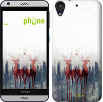 "Чехол на HTC Desire 530 Олень ""3960c-613-535"""