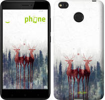 "Чехол на Xiaomi Redmi 4X Олень ""3960c-778-535"""