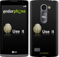 """Чехол на LG Leon H324 Use it """"207c-403-535"""""""