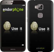 "Чехол на Huawei G8 Use it ""207c-493-535"""