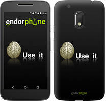 "Чехол на Motorola Moto G4 Play Use it ""207c-860-535"""