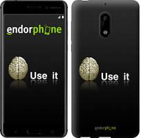 """Чехол на Nokia 6 Use it """"207c-898-535"""""""