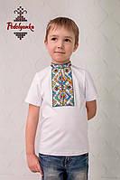 Вишиванка для хлопця Райдуга, фото 1
