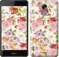 "Чохол на Huawei Honor 6C Квіткові шпалери ""820u-1034-535"""