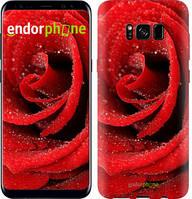"Чехол на Samsung Galaxy S9 Красная роза ""529c-1355-535"""