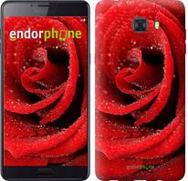 """Чохол на Samsung Galaxy C9 Pro Червона троянда """"529u-720-535"""""""