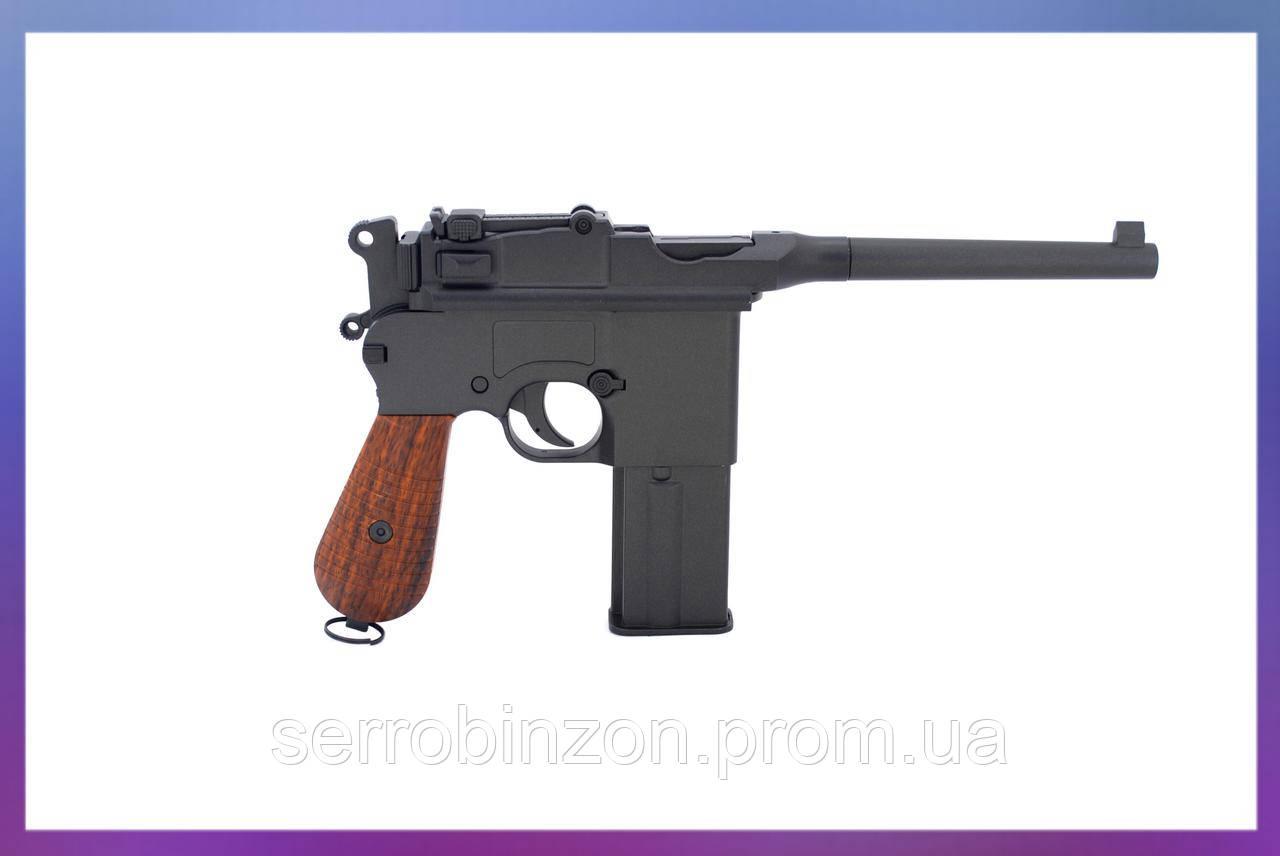 Пістолет SAS KMB-18(D) Mauzer (blowback)