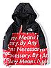 Куртка-анорак The North Face x Supreme красная Реплика 1:1