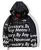 Куртка-анорак The North Face x Supreme красная Реплика 1:1, фото 2