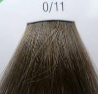 Стойкая крем-краска для волос WELLA 0/11 Koleston Пепельный 60 мл