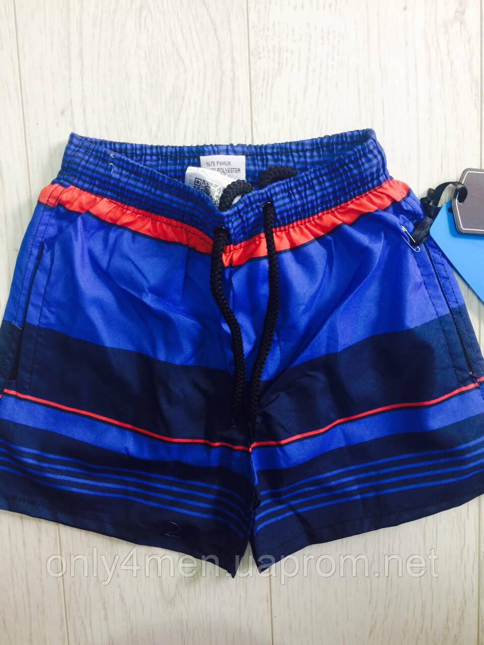 Короткие летнии шорты  для мальчика 134-176 см