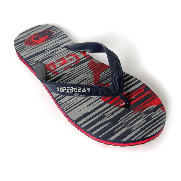 Мужские стильные шлепанцы Super Gear - №2264