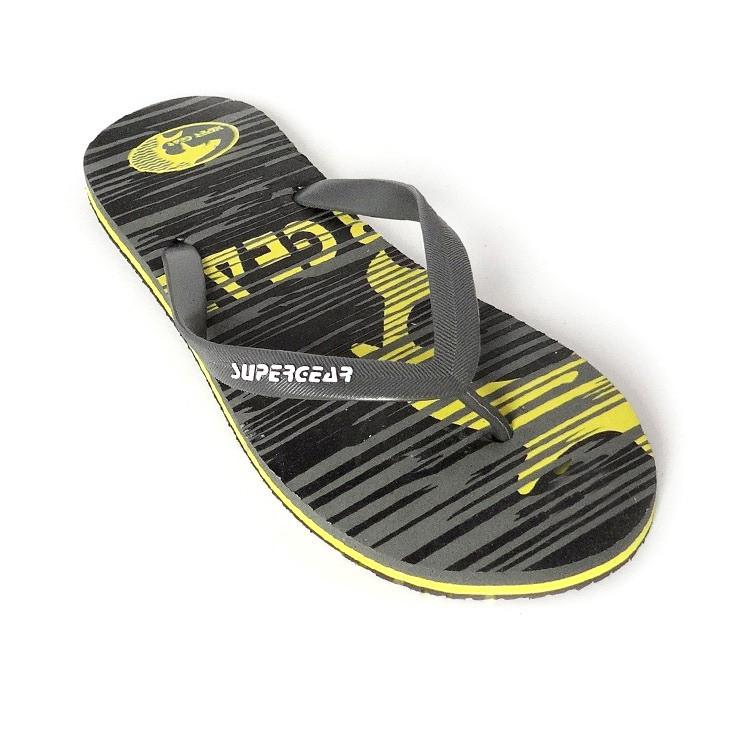 Мужские модные шлепанцы Super Gear - №2265
