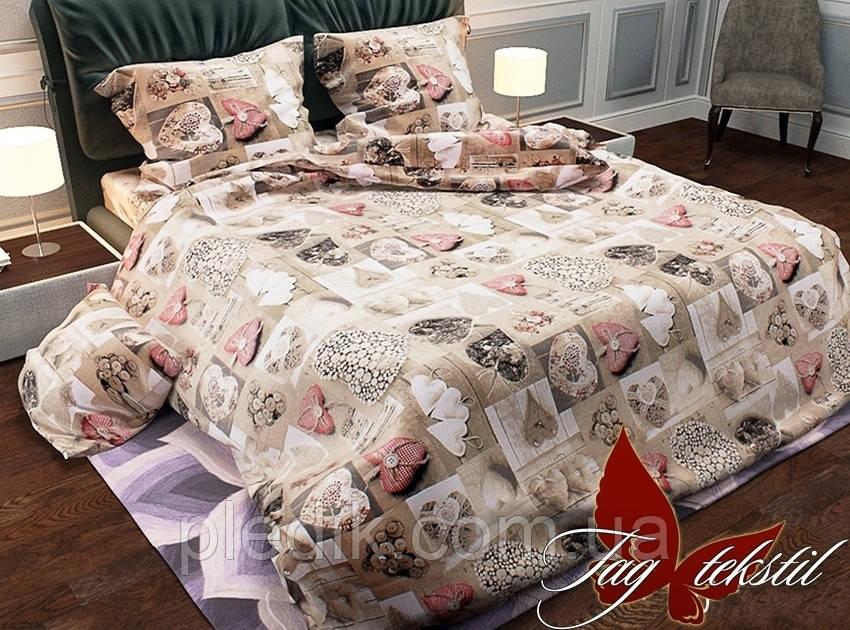 Семейное постельное белье Ранфорс TAG(sem)-527 Heart