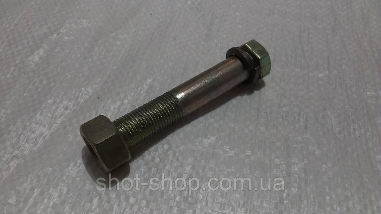 Болт М16х1.5х90 сайлентблока с гайкой УАЗ 3162.3163.31519