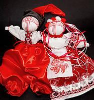 """Кукла-оберег """"Пара на весілля"""""""