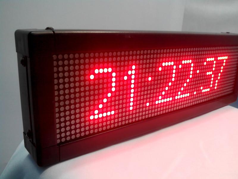 Светодиодная Бегущая строка X Show красная 64x16