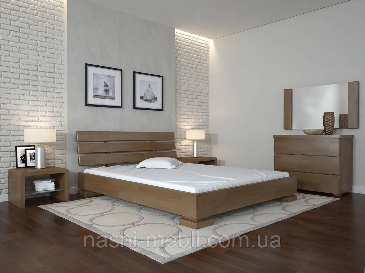Двоспальне ліжко Прем'єр