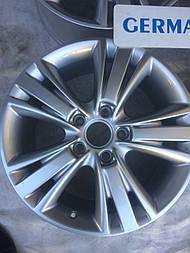 Оригинальные диски 19'' на Audi Q7 дизайн 5 -V спиц