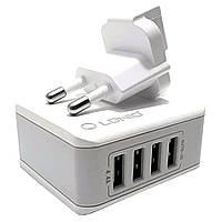 Сетевая зарядка устройство  LDNIO 4 USB 4.4 A A4403