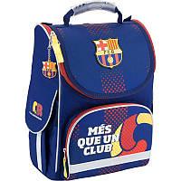 Рюкзак Kite BC18-501S FC Barcelona школьный каркасный детский  для мальчиков 34 см х 26 см х 13 см