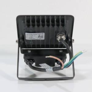 Светодиодный прожектор BIOM 20W S4-SMD-20-Slim+Sensor 6500К 220V IP65, фото 2