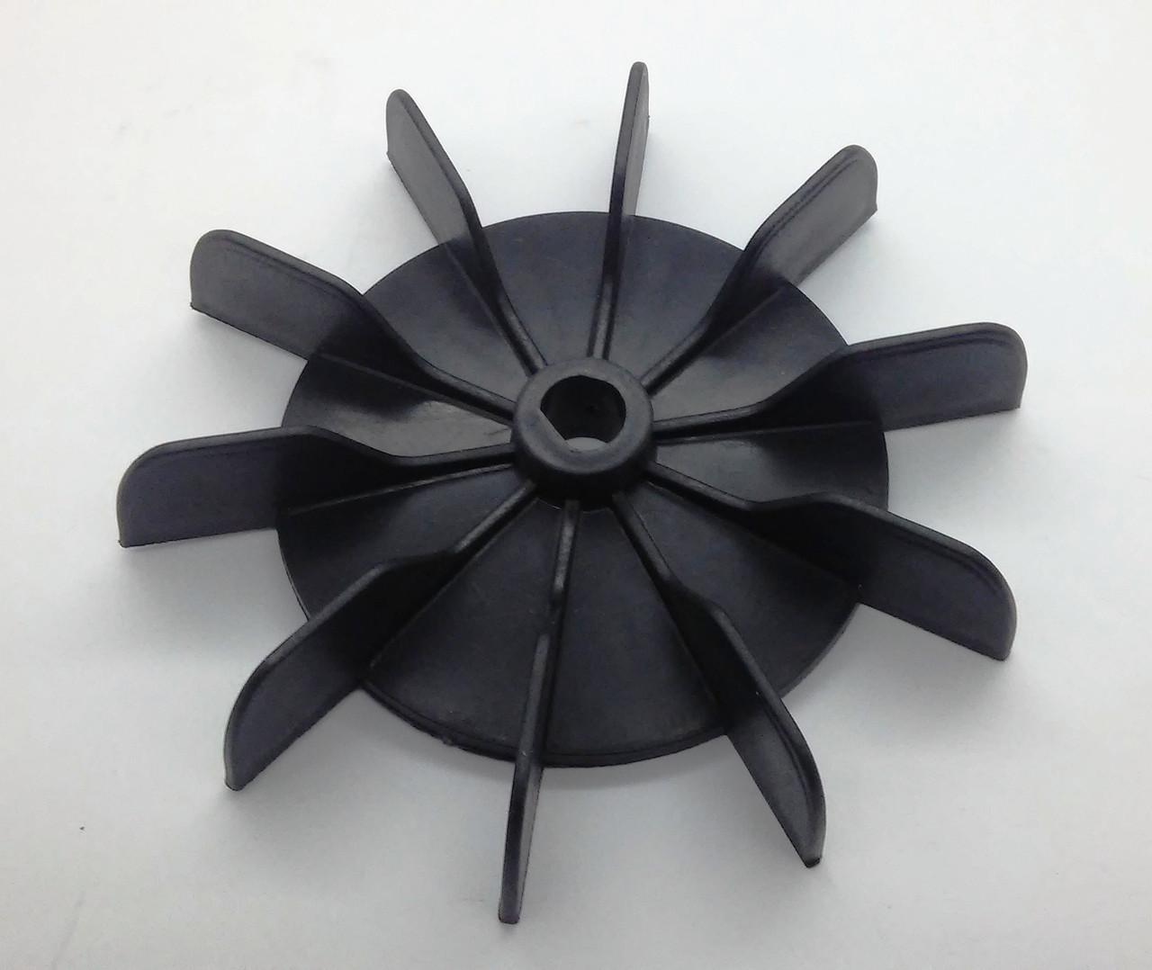 Вентилятор двигателя для компрессора