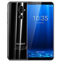 "Смартфон Cubot X18 Plus 4/64Gb Black, 20+2/13Мп, 5.99"" IPS, 2 sim, 4G(LTE), 4000мАh, GPS, MT6750T, 8 ядер, фото 1"