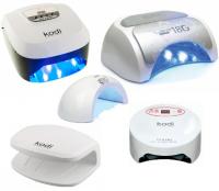 Led/UV лампа для нарощування нігтів