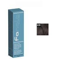 Крем-краска для волос FANOLA 100 мл 4.03