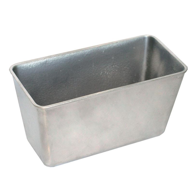 Форма 21.7х10.7х11.7см/0.9л из алюминия для выпекания хлеба Биол