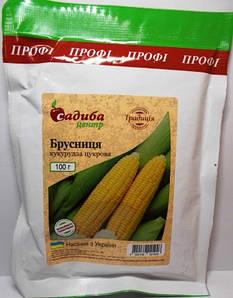 Кукурудза Брусниця 100г  (Садиба Традиція)