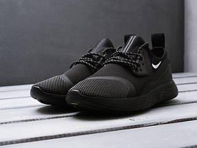 "Мужские кроссовки Nike LunarCharge Essential ""Triple Black"" 923284-001, фото 2"