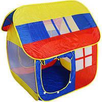 Детская палатка игровая домик Bambi M 0508