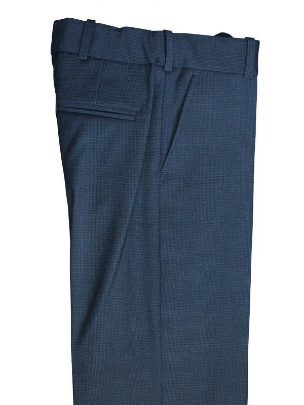 """Школьные брюки для мальчика """"Магистр""""  серо-синие"""