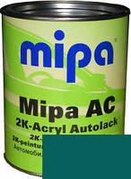 Автокраска акриловая 417 Пицунда MIPA 2K 1л. без отвердителя